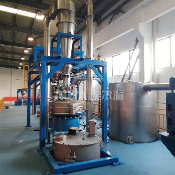 工业沥青磨粉机