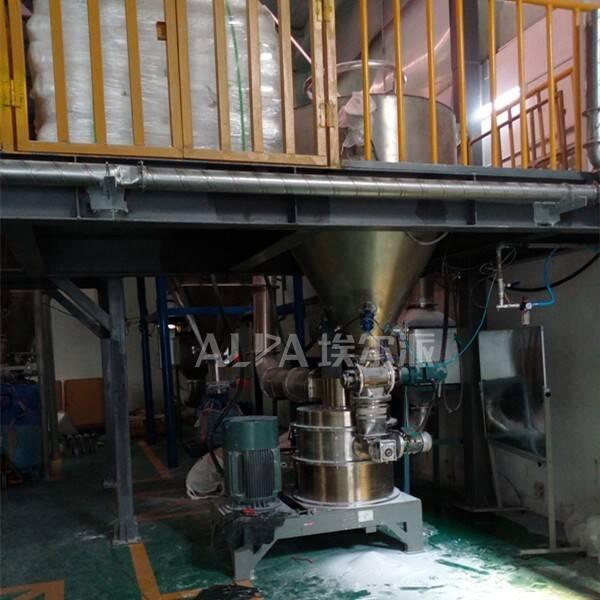 无锡某能源材料公司  购买三元磨粉设备CSM710