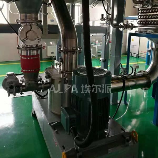 漳州某工贸公司 购买三元材料工业制粉机CSM510
