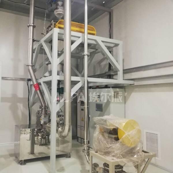 某能源科技公司 购买电池材料工业磨粉机CSM350