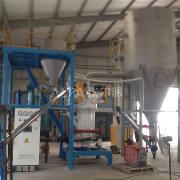 氧化锆粉碎加工设备