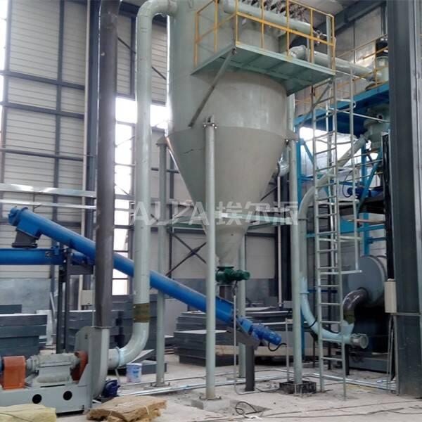 石英粉选粉机生产线