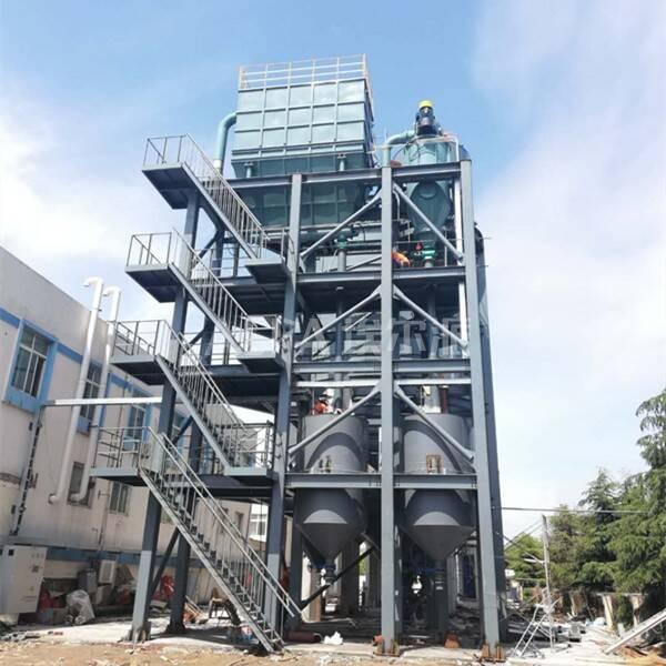 高岭土分级设备生产线
