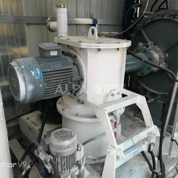 河北某环保科技有限公司 采购小苏打研磨系统TSM400-H
