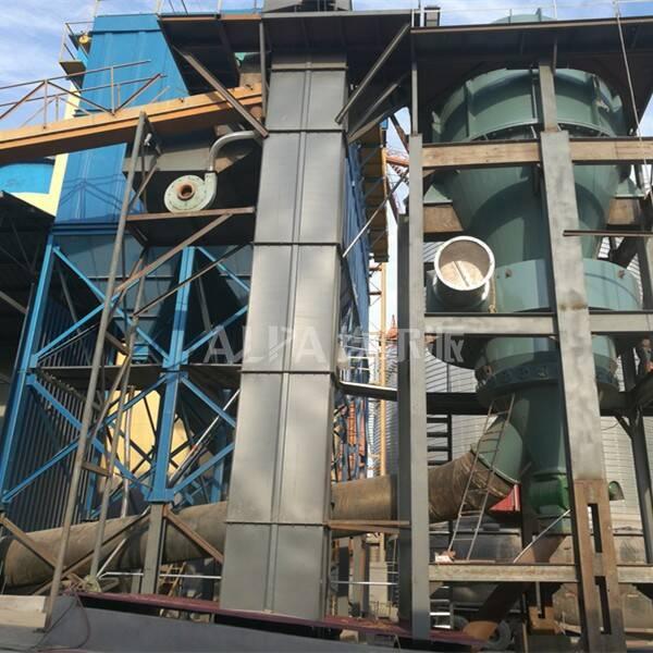 山东省沂水某水泥(集团)有限公司 购买粉煤灰复合粉生产线FL1600