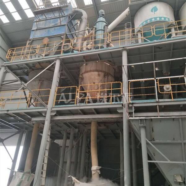 山东某节能科技股份有限公司 购买粉煤灰超微分级设备FL450