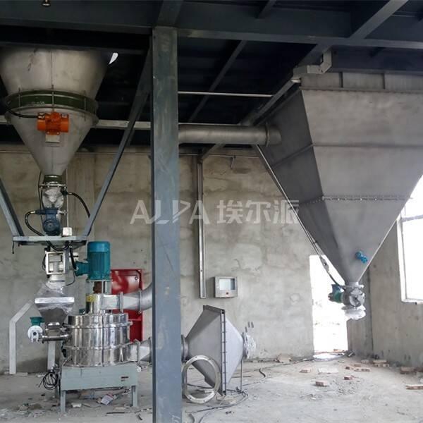 沥青焦磨粉机