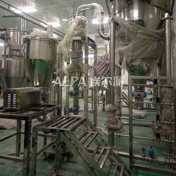 安徽某实业股份有限公司 购买三氯蔗糖超细粉磨设备MQP10