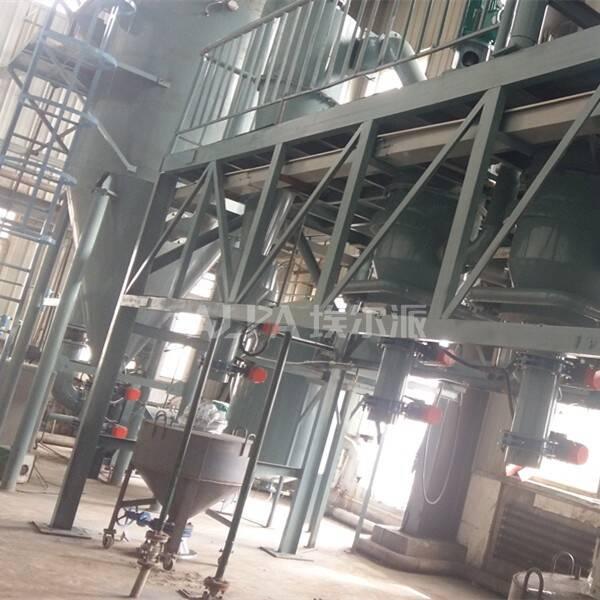 吉林某新材料有限公司 购买铁粉分级机FL360